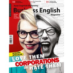 Business English Magazine -Corporations