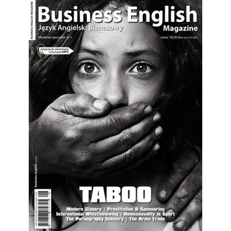 Bussiness English Magazine -Taboo