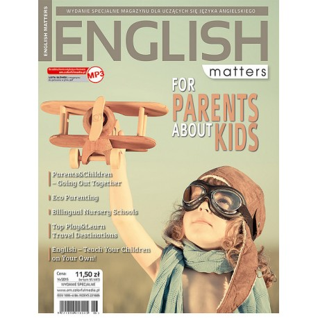 English Matters For Parents About Kids
