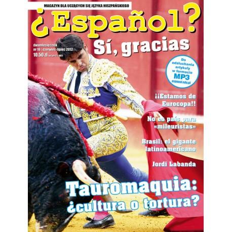 ¿Español? Sí, gracias 16/2012