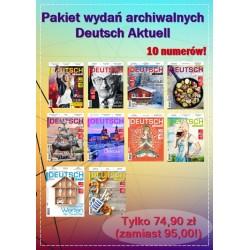 Promocyjny pakiet Deutsch Aktuell
