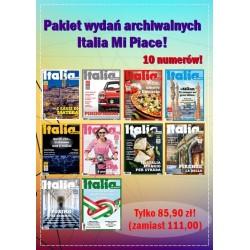 Promocyjny pakiet Italia Mi piace