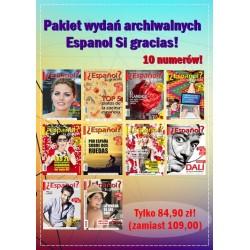 Promocyjny pakiet Espanol Si gracias