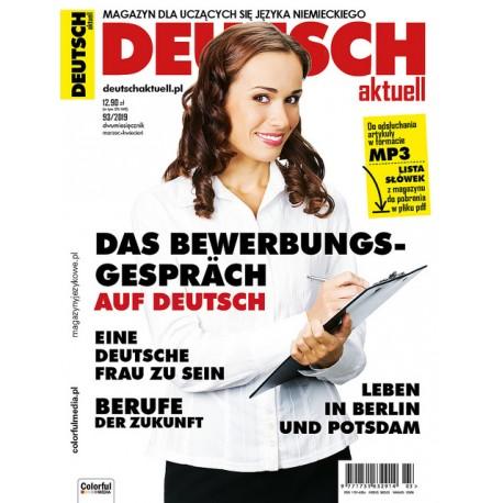 Deutsch Aktuell 93