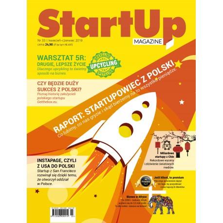 StartUp Magazine 33/2019