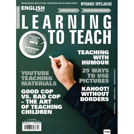 English Matters Learning to Teach