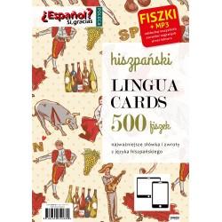 Fiszki do nauki Języka Hiszpański Wersja elektroniczna