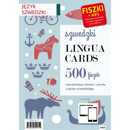 Fiszki do nauki Języka Szwedzkiego