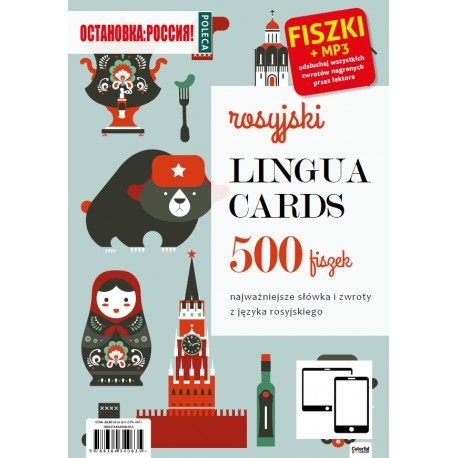 Fiszki do nauki Języka Rosyjskiego