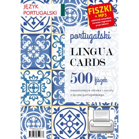 Fiszki do nauki Języka Portugalskiego