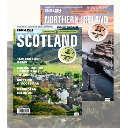 English Matters Szkocja/ Irlandia Północna