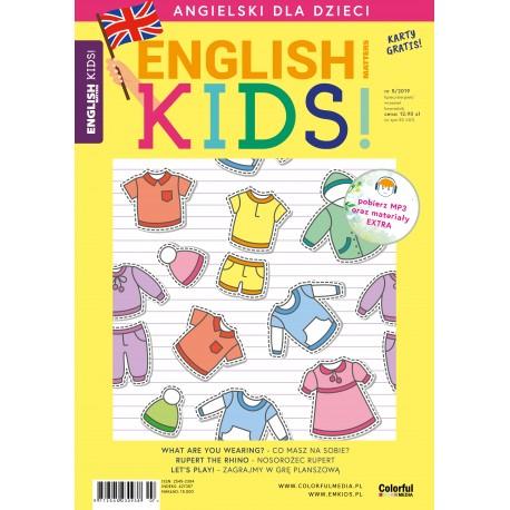 English Matters KIDS nr 5