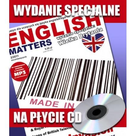 English Matters Wielka Brytania