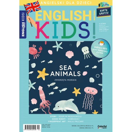 English Matters KIDS nr 6