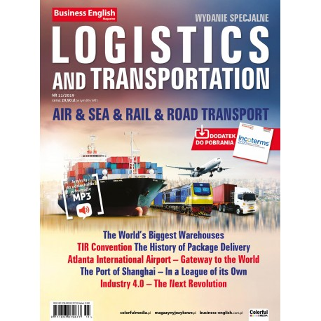 Business English Magazine - Logistyka i Transport