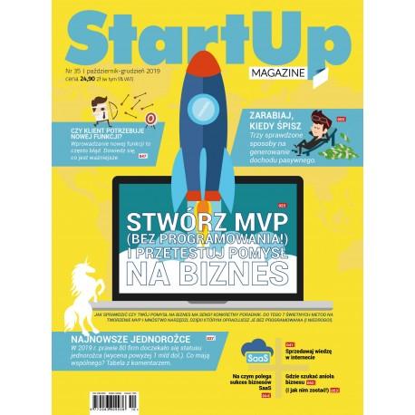 StartUp Magazine 35/2019 Wersja elektroniczna