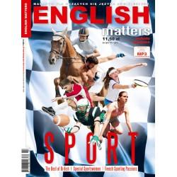 English Matters SPORT