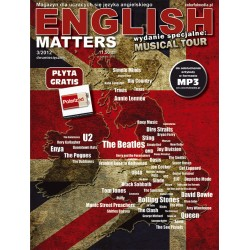 English Matters Musical Tour