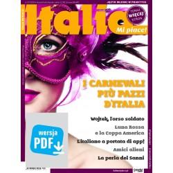 Italia Mi piace! 25 Wersja elektroniczna