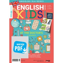 English Matters KIDS nr  7 Wersja elektroniczna