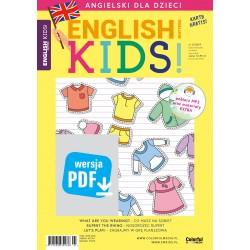 English Matters KIDS nr 5 Wersja elektroniczna