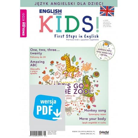 English Matters KIDS nr 4