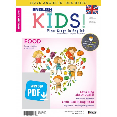 English Matters KIDS nr 3