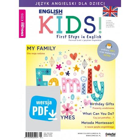 English Matters KIDS nr 2
