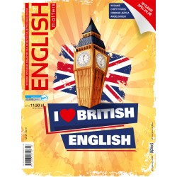 English Matters I love British English Wersja elektroniczna