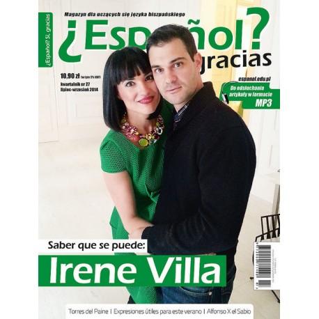 ¿Español? Sí, gracias 27/2014