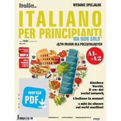 Italia Mi piace! 2/2018 Italiano per Principianti Wersja elekreoniczna