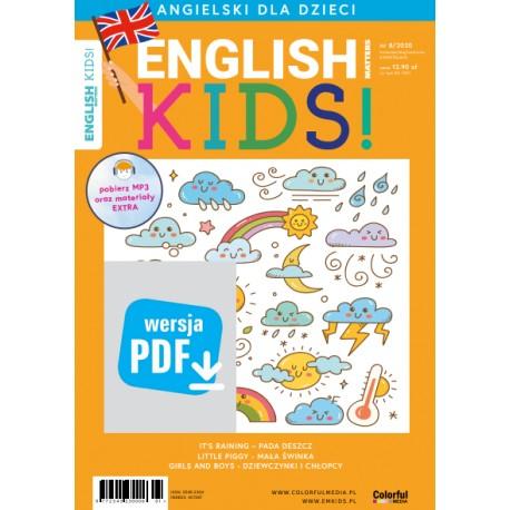 English Matters KIDS nr  8 Wersja elektroniczna