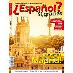 ¿Español? Sí, gracias  33/2016
