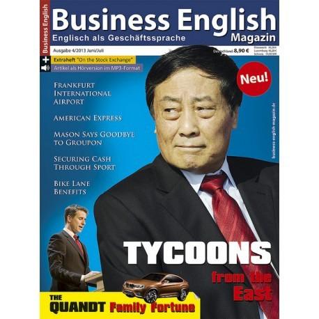 Business English Magazine DE 4/13