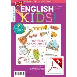 English Matters KIDS nr  9 Wersja elektroniczna