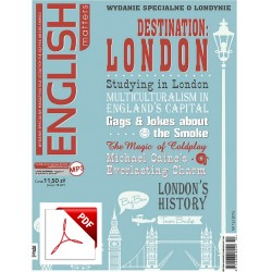 English Matters Destination: London Wersja elektroniczna