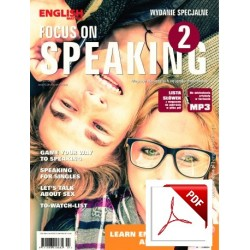 English Matters Focus on speaking 2 Wersja elektroniczna