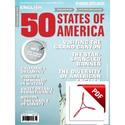 English Matters 50 States of America Wersja elektroniczna