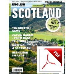 English Matters Szkocja Wersja elektroniczna