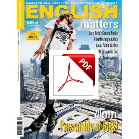 English Matters nr 38