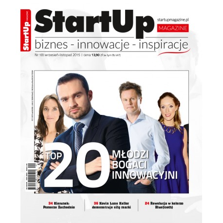 StartUp Magazine 18/2015
