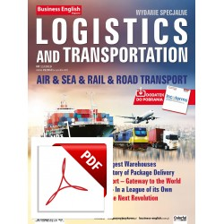 Business English Magazine - Logistyka i Transport Wersja elektroniczna