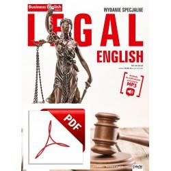 Business English Magazine - Legal English Wersja Elektroniczna