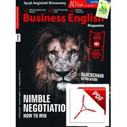 Business English Magazine 74 Wersja elektroniczna