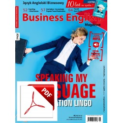 Business English Magazine 73 Wersjaelektroniczna