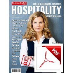 Business English Magazine - Hospitality Wersja elektroniczna