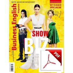 Business English Magazine - SHOW BIZ Wersja elektroniczna