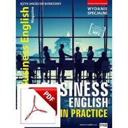 Business English Magazine - Business English In Practice Wersja elektroniczna