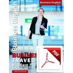 Business English Magazine -Business Travel Wersja elektroniczna
