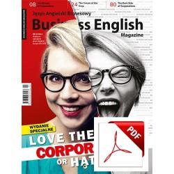 Business English Magazine -Corporations Wersja elektroniczna